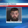 "Two people suffer ""life-threatening"" injuries in Johnson County crash; driver charged"