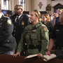 Hundreds attend Blue Mass to honor first responders