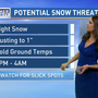 Frigid temps and light snow to threaten Thursday commute