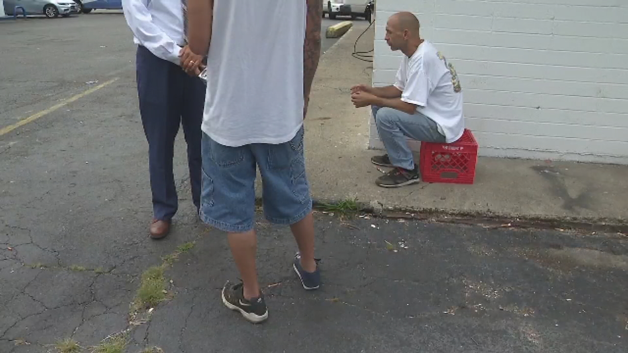 With President Donald Trump preparing to declare a national emergency for the opioid addiction crisis, housing assistance is important, addicts say. (WSYX/WTTE)