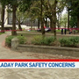 Safety concerns following recent crimes at NE Portland Park