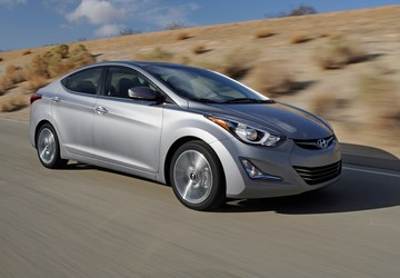 Hyundai, Kia recall compact cars to fix brake light problem