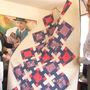 100-year-old WWII veteran awarded Quilt of Valor