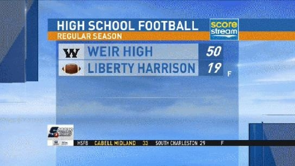 9.25.15 Highlights - Weir High at Liberty Harrison