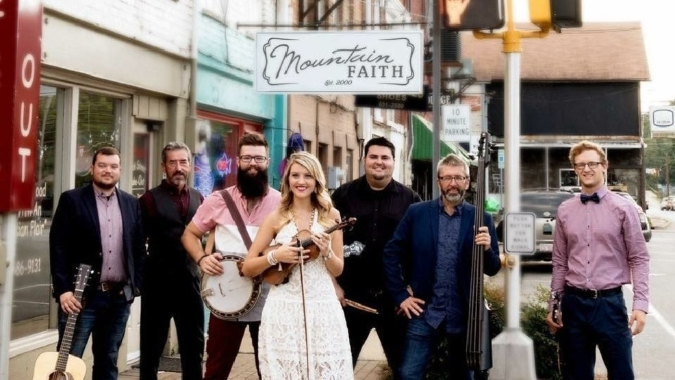 Mountain Faith Band plays holiday DVD release show in Franklin