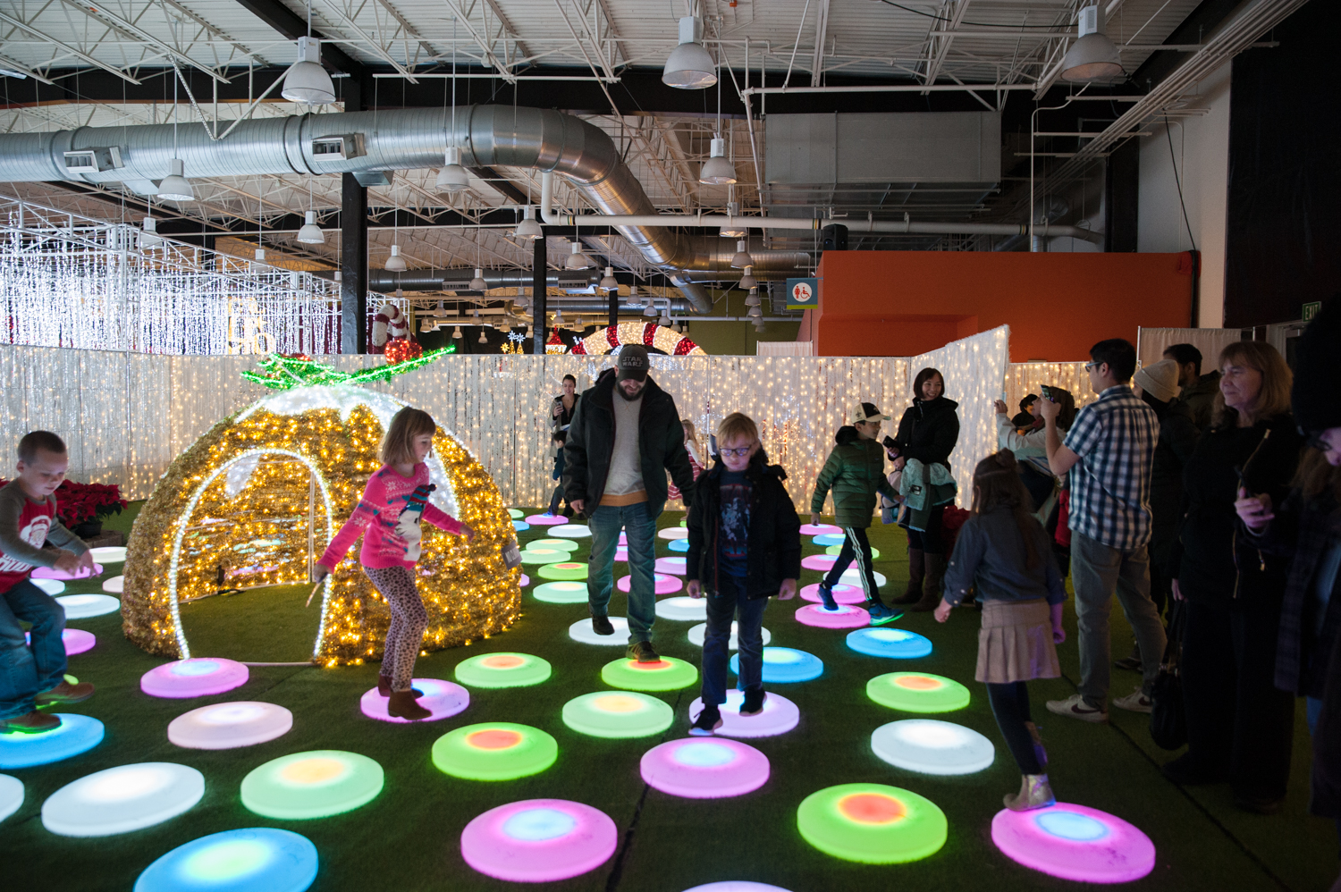"Lumaze Lost in Lights, the all-indoor Christmas festival and market, makes its debut at Pier 91 on Seattle's Waterfront (aka the cruise ship terminal) this weekend and runs through January 4, 2020. Attendees will find live music, an interactive light maze, vendor market, food , drink and plenty of photo opportunities.{&nbsp;}<a  href=""photos: Brand new indoor Christmas festival on the waterfront boasts 100,000 sq. feet of light displays  Lumaze Lost in Lights, the all-indoor Christmas festival and market, makes its debut at Pier 91 on Seattle%E2%80%99s Waterfront (aka the cruise ship terminal) this weekend and runs through January 4, 2020. Attendees will find live music, an interactive light maze, vendor market, food , drink and plenty of photo opportunities. Tickets start at $19.99. (Image: Elizabeth Crook / Seattle Refined)"" target=""_blank"" title=""Photos: Brand new indoor Christmas festival on the waterfront boasts 100,000 sq. feet of light displays  Lumaze Lost in Lights, the all-indoor Christmas festival and market, makes its debut at Pier 91 on Seattle's Waterfront (aka the cruise ship terminal) this weekend and runs through January 4, 2020. Attendees will find live music, an interactive light maze, vendor market, food , drink and plenty of photo opportunities. Tickets start at $19.99. (Image: Elizabeth Crook / Seattle Refined)"">Tickets start at $19.99</a>. (Image: Elizabeth Crook / Seattle Refined)"
