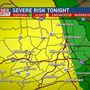 Mike Linden's Forecast | Another round of severe storms to close out the weekend