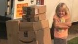 Sneaky 6-year-old Utah girl goes on shopping spree on Amazon, orders $300 in toys
