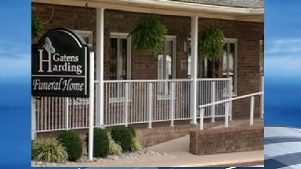 Gatens Harding Funeral Home Poca West Virginia