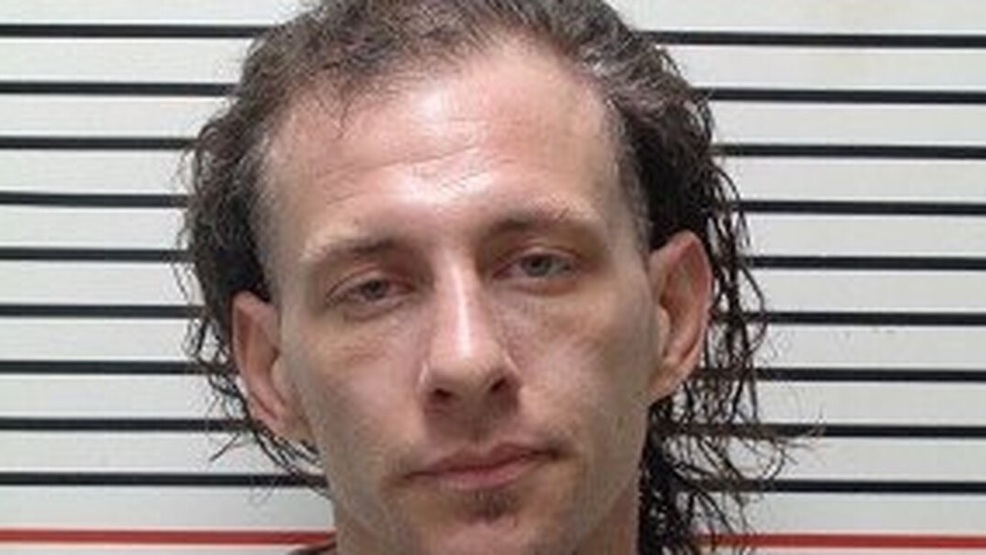 Jackson County, Ill. man sentenced to 8 years on Aggravated Battery conviction and probation violation (Source - Jackson County Jail).jpg