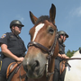Baltimore police raising money for new horse stables