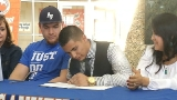 Five Canutillo players sign letters of intent
