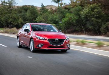 Mazda car parking brake may not hold, company issues recall