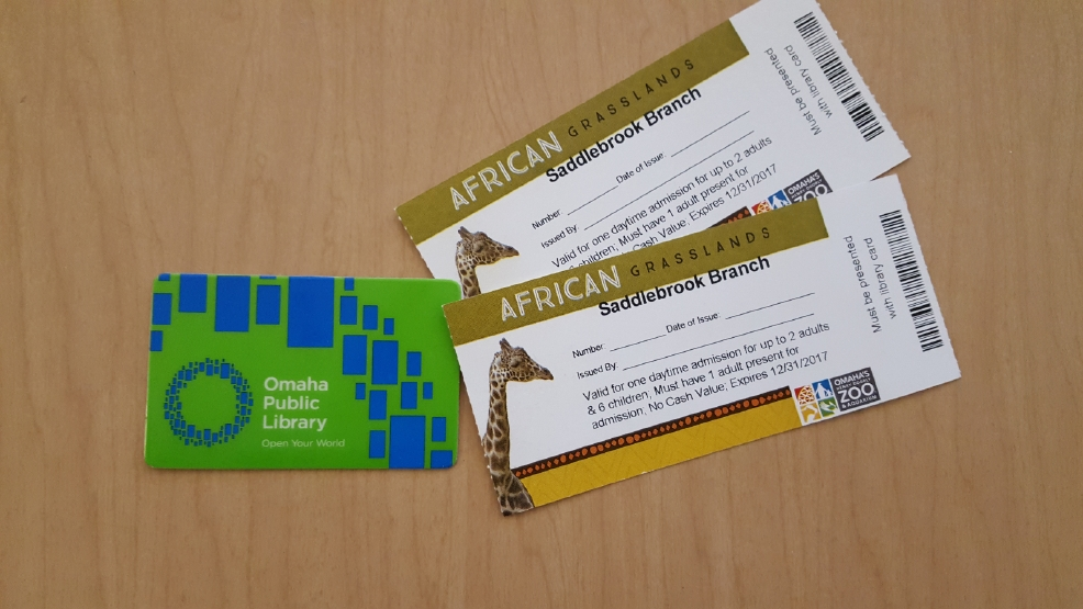 Henry Doorly Zoo and libraries partner to offer community tickets | KPTM