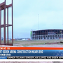 Bert Ogden Arena in Edinburg to be completed late spring