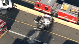 Germantown high school student dies after crashing into truck on I-270