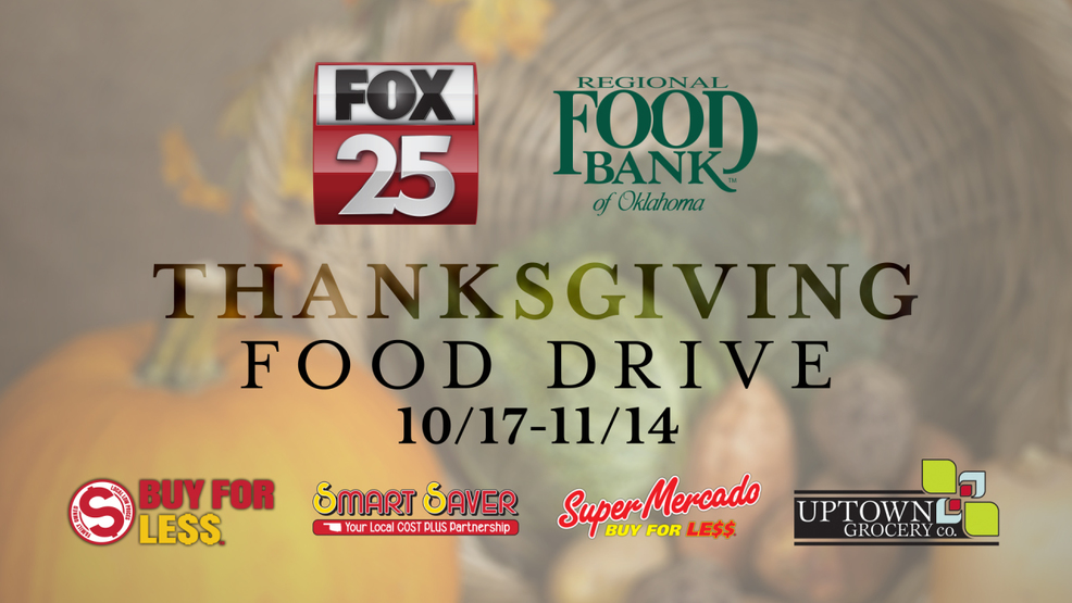 Fox 25 And Regional Food Bank Of Oklahoma Teaming Up For The