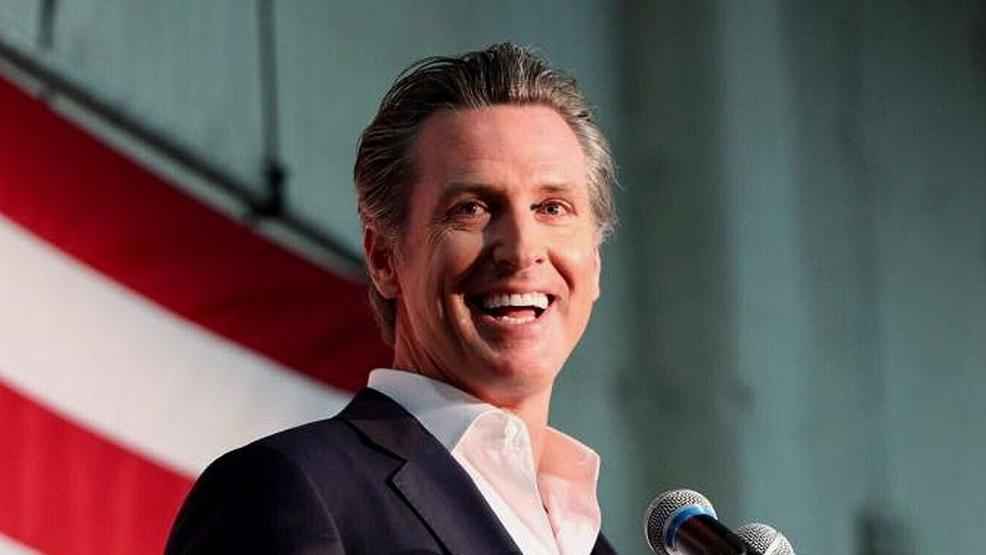 Governor Newsom mandates health care for all Californians in first act as governor