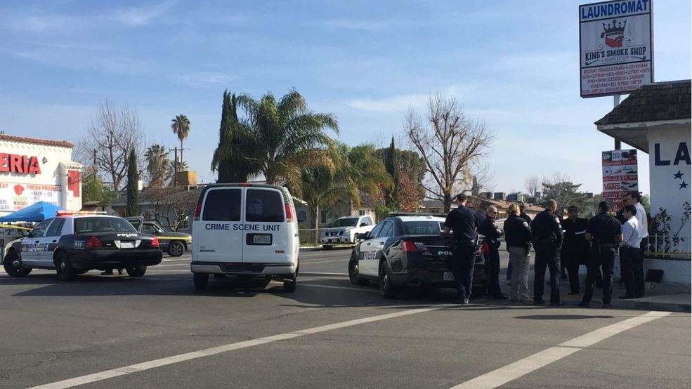 Bakersfield security officer shot during Internet Cafe robbery