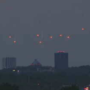 Royal Canadian Air Force explains lights above Lake Ontario