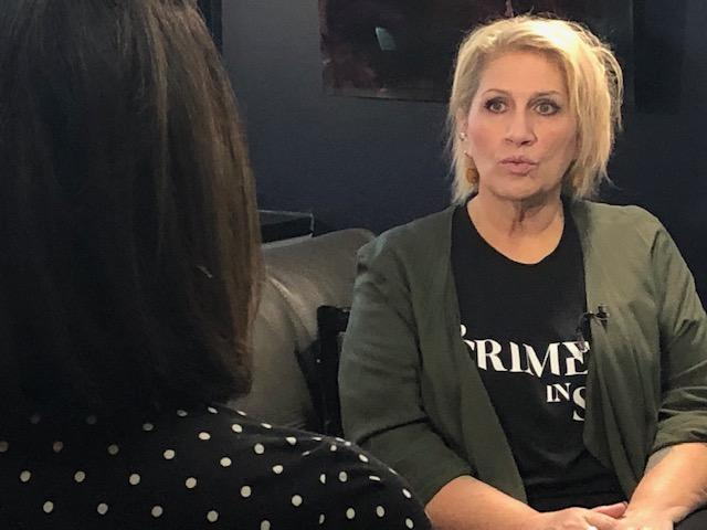 Kristy Johnson spoke to 2News in June, after she settled a civil lawsuit filed against her father. She says he abused her for years, starting when she was six years old. (Photo: Cristina Flores / KUTV FILE))