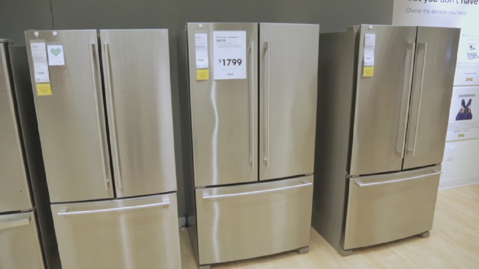 Consumer reports checks out ikea appliances wjar for Affordable furniture and appliances