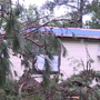 Category EF2 tornado damages Prosperity