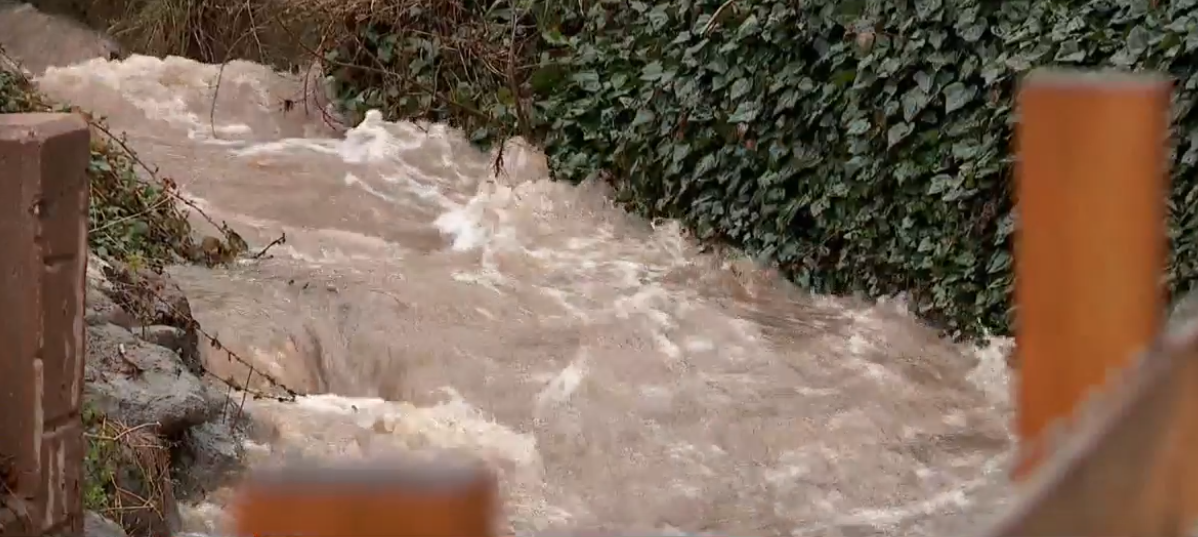 Heber City officials are urging residents to prepare now for the potential of Spring flooding. (Photo: KUTV)