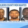 Three Marlboro County men wanted in Scotland County shooting