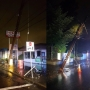 Police: Drivers break two power poles in East Portland, more than 4,000 without power