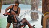 Water park designed for individuals with special needs