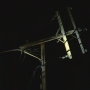 Snapped utility pole leaves parts of Schenectady in the dark