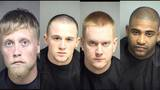 Four more charged with giving drugs to prisoners in Campbell Co.
