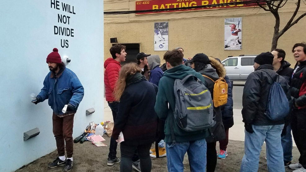 Actor Shia LaBeouf arrested outside New York City museum