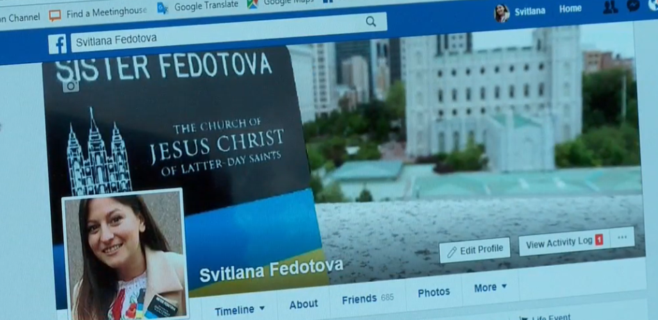 LDS missionaries proselytizing more on social media (Photo: KUTV)