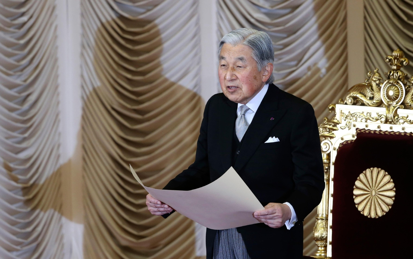 Rigopiano hotel avalanche first funerals as search goes on bbc news - Japan S Emperor Akihito Reads A Statement To Formally Open The Ordinary Diet Session At The Upper