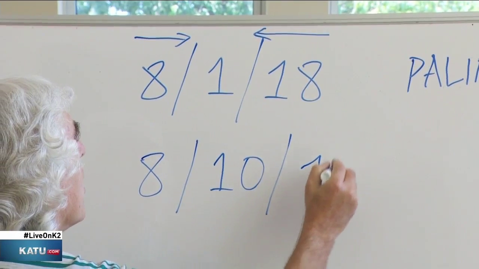 Watch  Marked The First Of  Palindrome Dates This Month