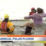 13th annual Capital Area Polar Plunge braves icy waters