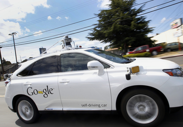 Panel approves bill to boost testing of self-driving cars
