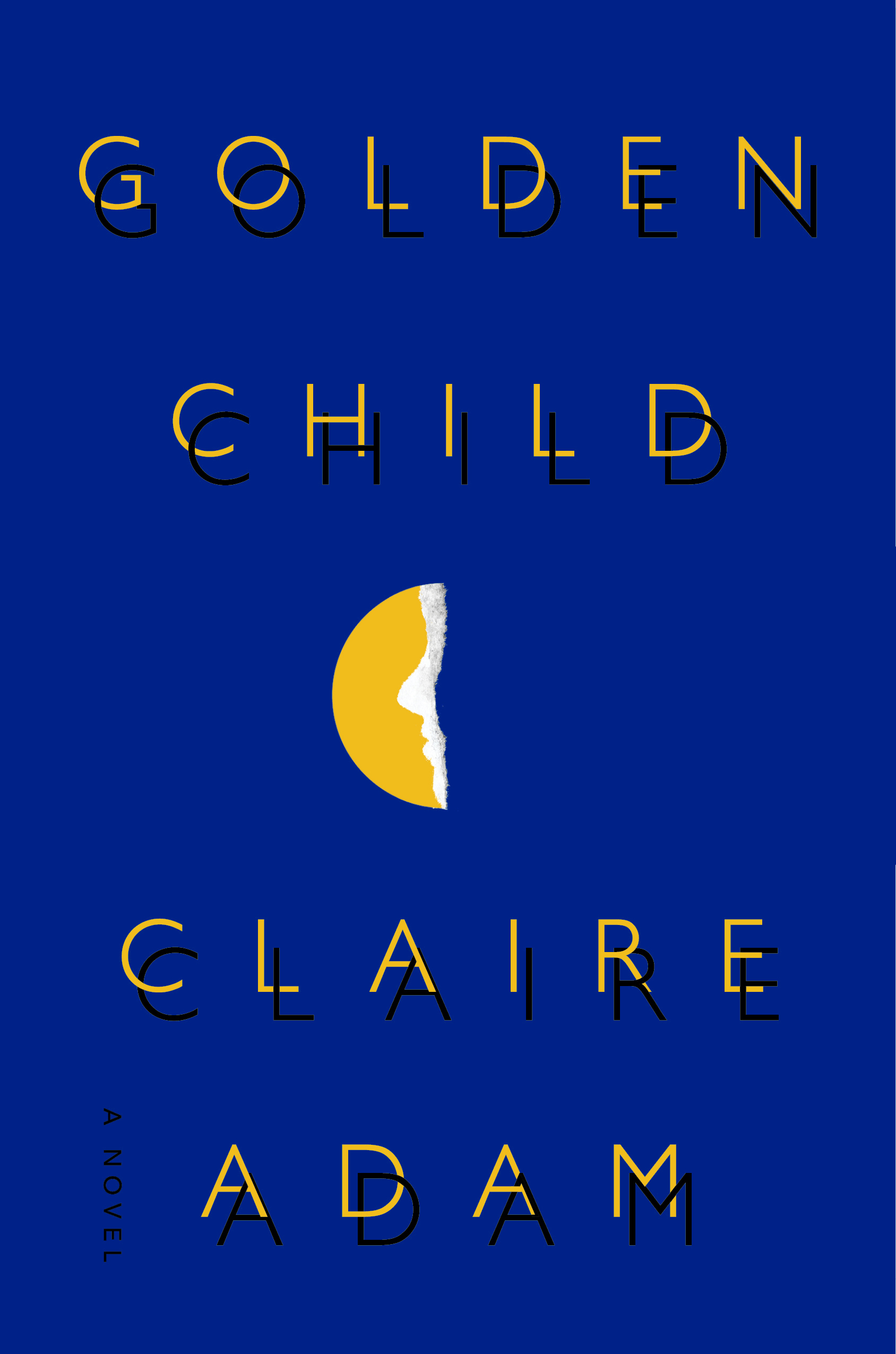 """Golden Child"" by Claire Adam (Image: Courtesy{ }SJP for Hogarth)"