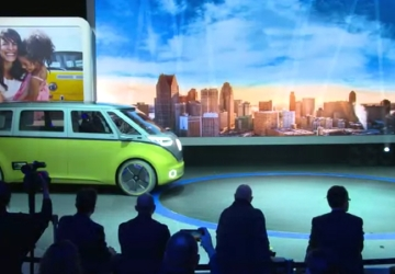 VIDEO: First look at the Volkswagen I.D. Buzz in Detroit