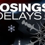 Closings and Delays for Saturday and Sunday