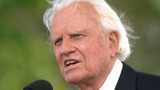 Franklin Graham remembers dad, Rev. Billy Graham