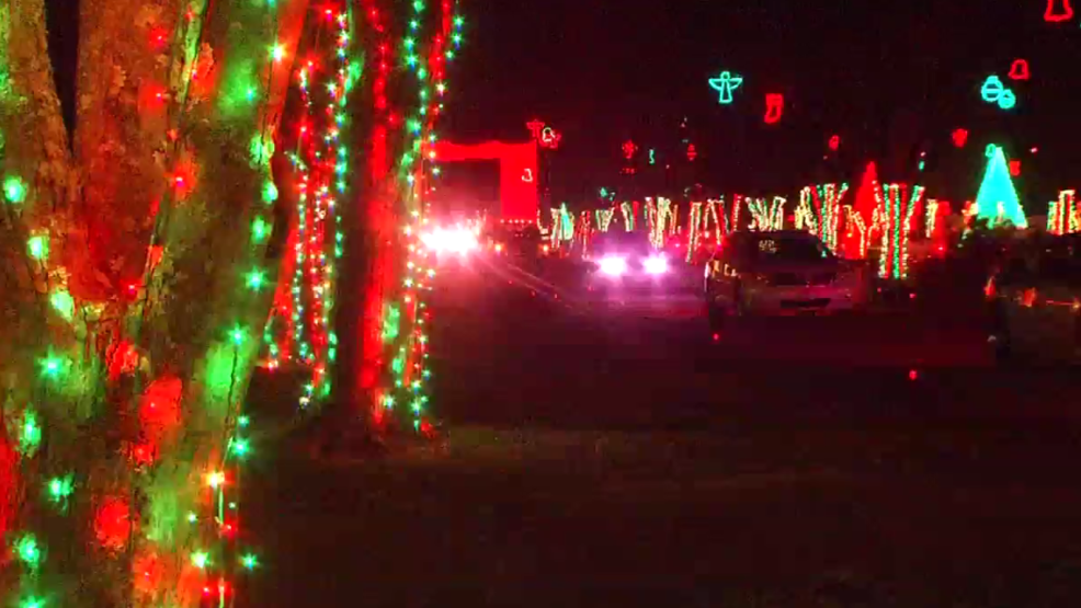 jellystone parks dancing lights of christmas canceled over traffic concerns - Jellystone Park Nashville Christmas Lights