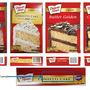 Duncan Hines voluntarily recalls limited number of cakes mixes due to risk of salmonella