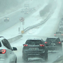 SNOW IN SPRING | Nor'easter descends on Maryland