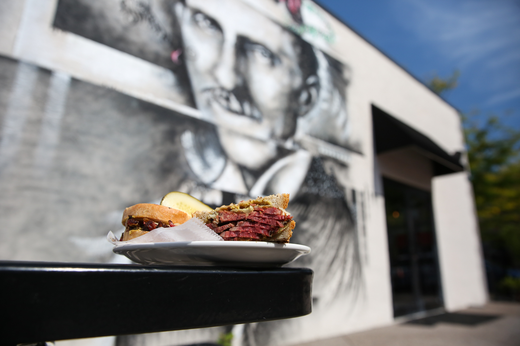 The pastrami at Power City Eatery.{&amp;nbsp;}(Amanda Andrade-Rhoades/DC Refined)<p></p>