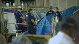 Man dies after shooting at homeless encampment in SoDo