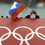 IOC: Russians can compete at Olympics, but without flag
