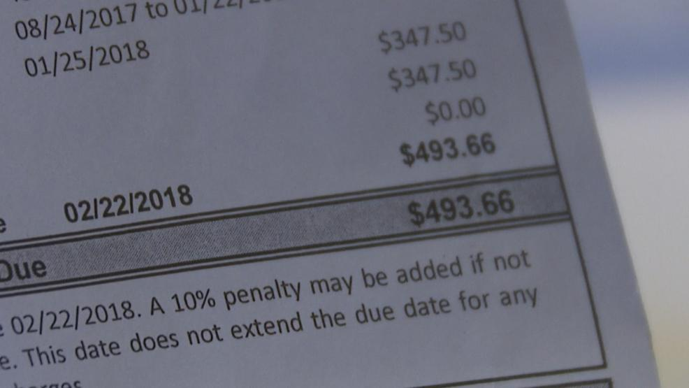 ABC6/FOX28 first told viewers about Brunhilde Barron when she was struggling to pay her $500 water bill when her neighbor up and left. (WSYX/WTTE)